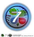 7 Logo Concept by andreascy
