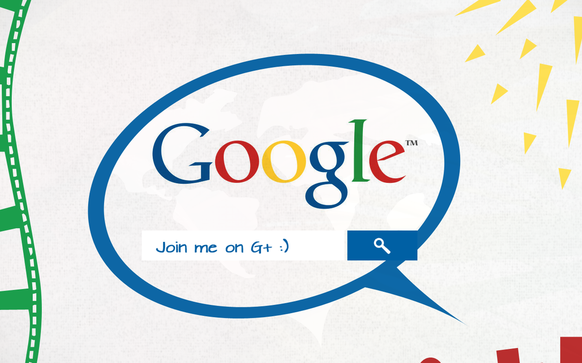 Join me on G+ by andreascy
