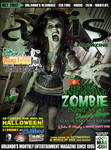 aXis Magazine Cover - October 2012