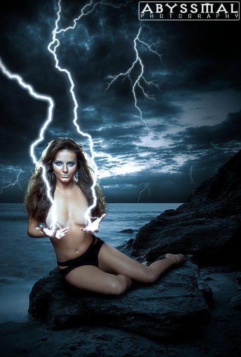 Rachel the Lightning Goddess