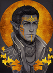 Commission: Inquisitor Lavellan