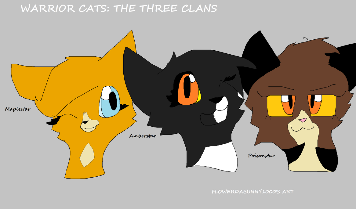 Warrior Cats Ref Base