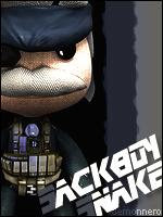 Sackboy Snake Avatar by demonxnero
