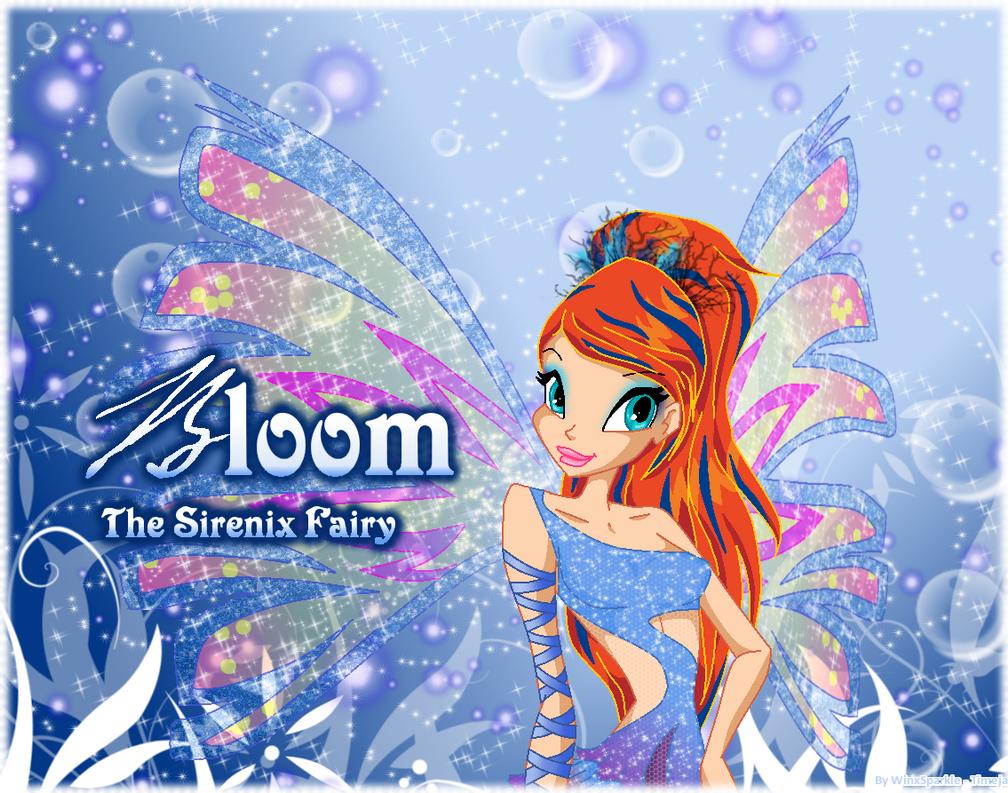 Bloom Real Sirenix by WinxSparkle