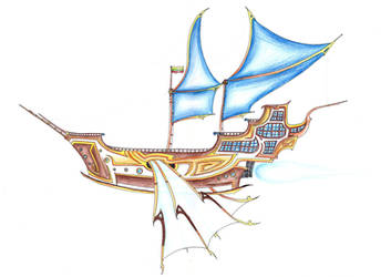 The Ship of FANTASIES