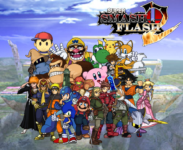super smash flash 2 2.0