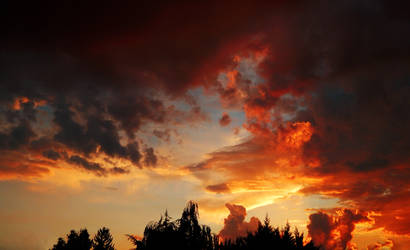 Saga of the Fire Clouds by Simona777