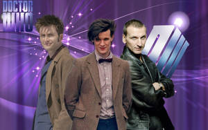The New Who Doctors by icewormie
