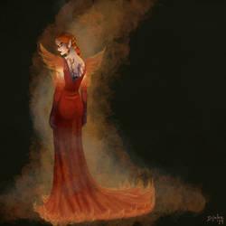 Eberron:  Formal Fire by Djake