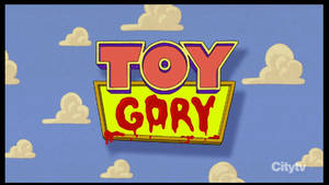 Toy GORY Title Card