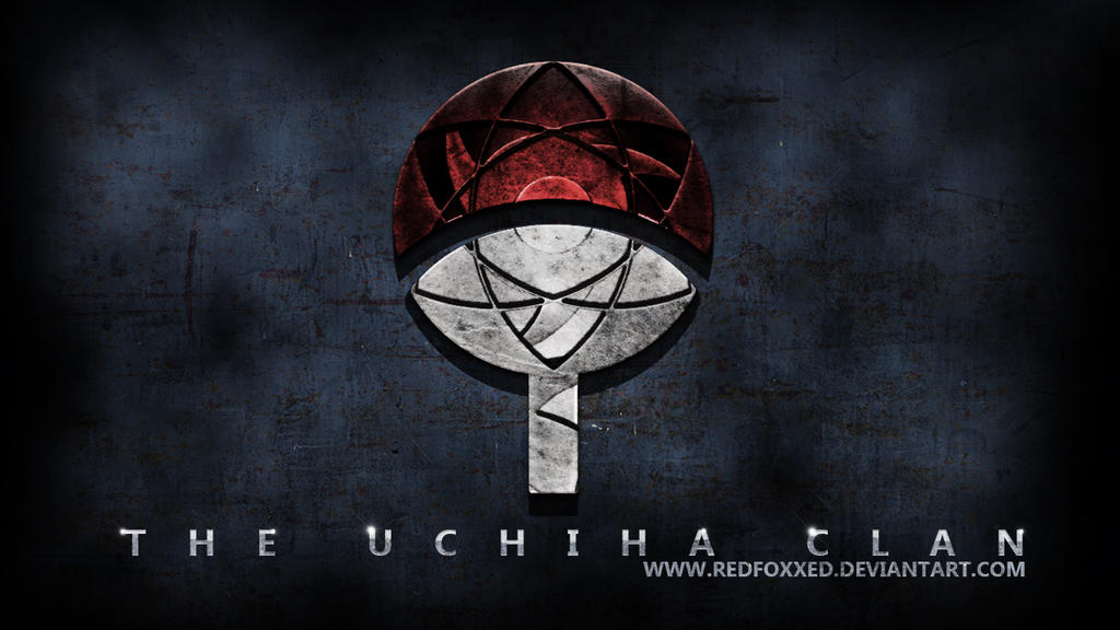 Uchiha Clan Symbol By Redfoxxed On Deviantart