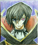 Lelouch Zero by ChaoticTendencies