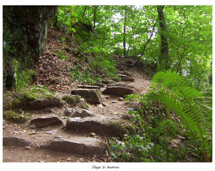 Steps to heaven by linkin1988