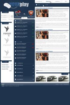 Website eSport 14