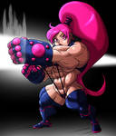 Don't mess with Fisticuff by devmgf