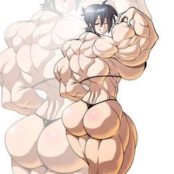 Forsa-kun's Janet by devmgf