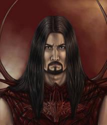 Shezmu Portrait I by Dazvinik