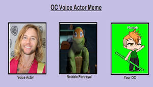 Ralph's Voice Actor