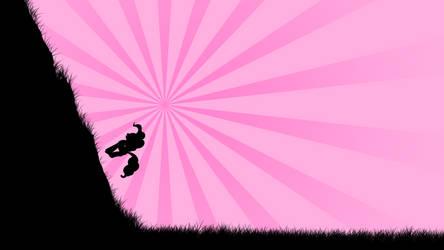 Pinkie Pie Abstract Desktop Wallpaper by AlphaMuppet