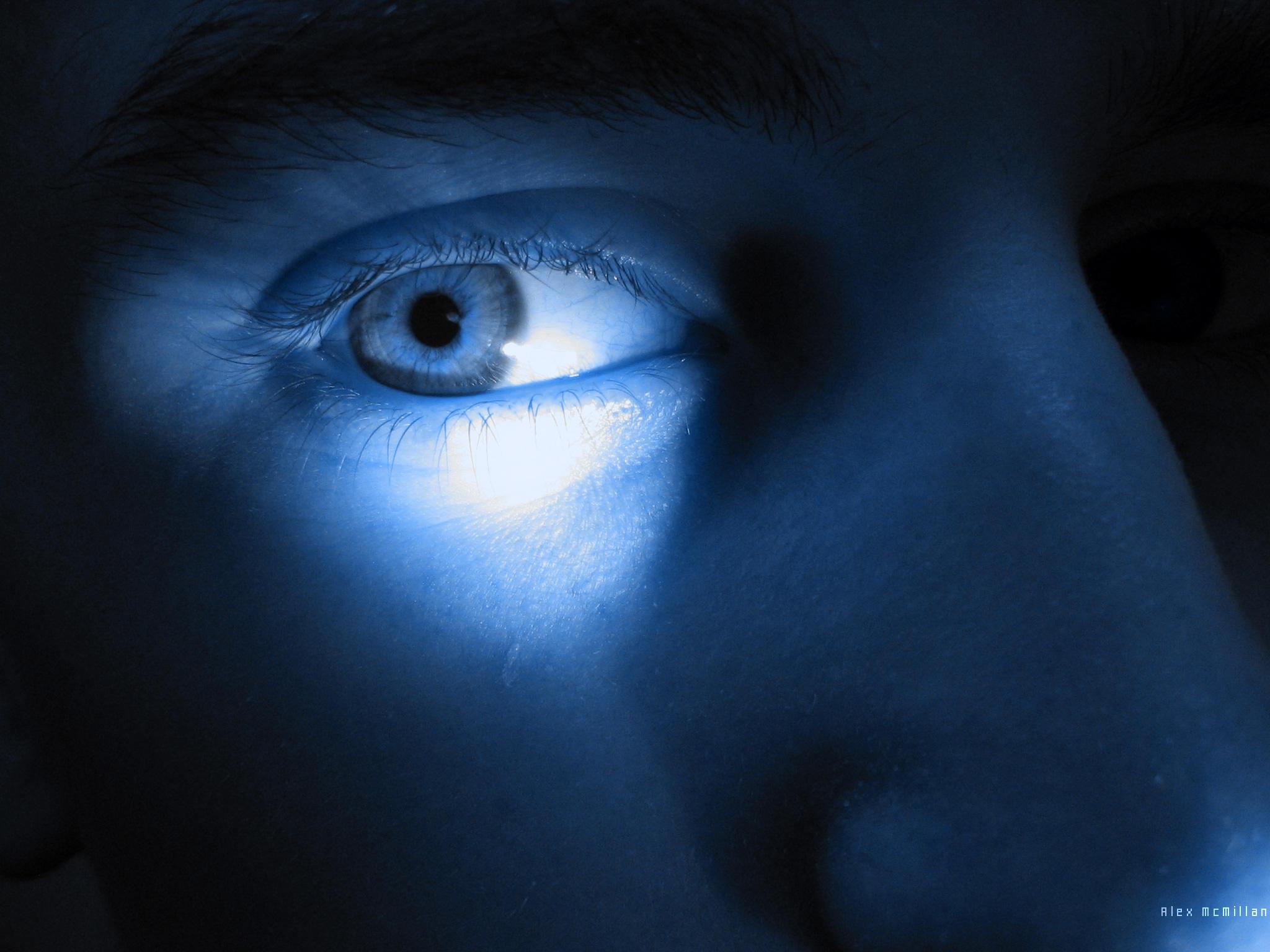 Disjointed Eye Spy Wallpaper By