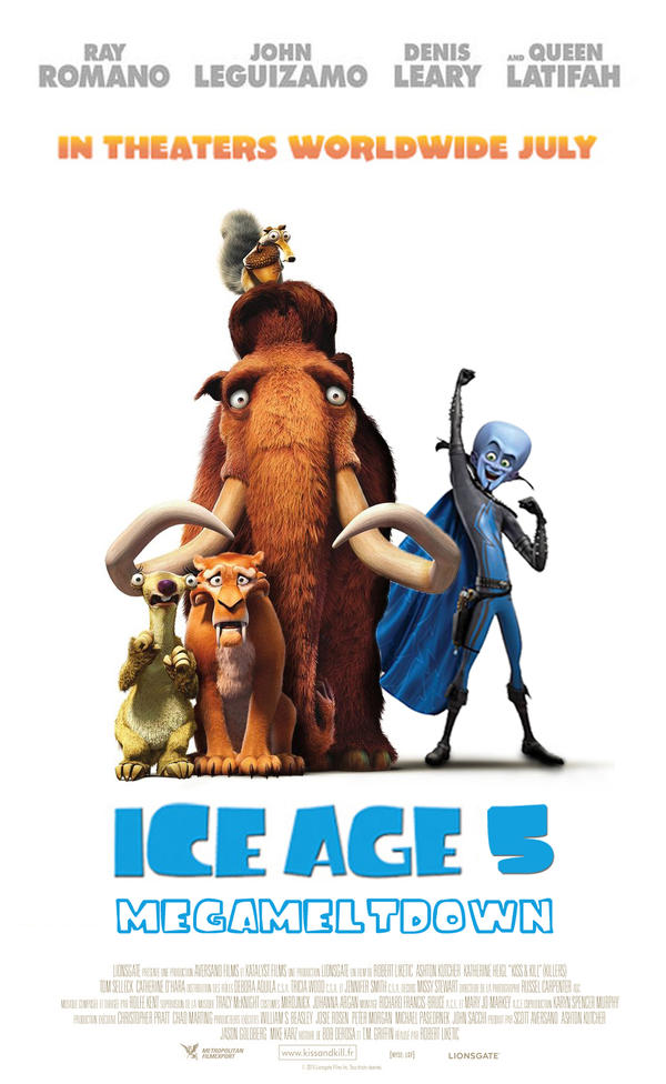 ice age red horn - photo #27