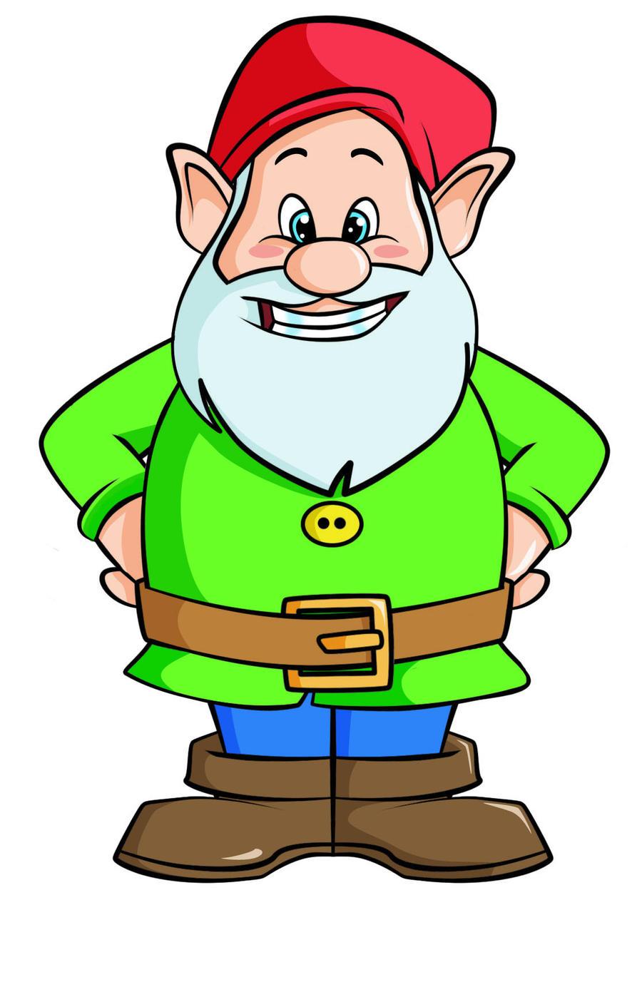 Gnome Clip Art: Gnome Cartoon By Shoofy29 On DeviantArt