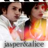 Icon Jasper and Alice by Shikke