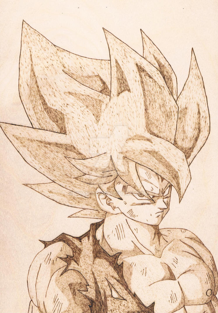 Goku by ukas360