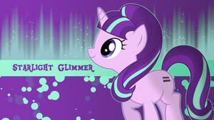 Starlight Glimmer Inspired Wallpaper by MrPiBB-93