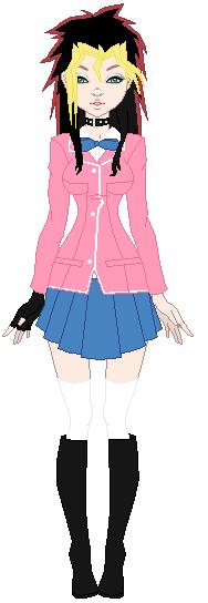 GenderBending - Yugi by Sakura-chan966