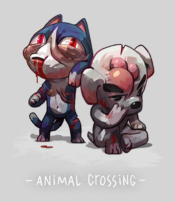 Animal Crossing - Fight Club