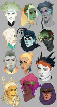 FAES and DRAGONS