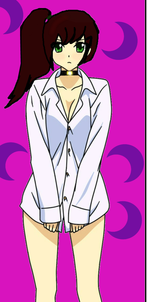 LillyGamer cosplaying as iori yagami i little.. by LillyGamer