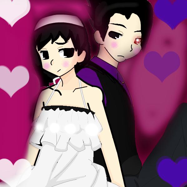 KazuyaXJun Love forevr by LillyGamer