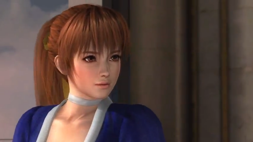 Story Kasumi Screen shot by LillyGamer