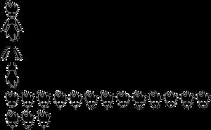 MeraTale Sprites - Mettaton Ghost