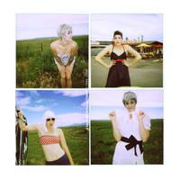 Polaroids by bexe