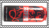 Megaforce energy drink stamp by ROKOTE