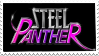 Steel Panther stamp by Psilocube