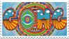 GONG stamp by Psilocube