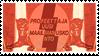 Profeetta ja Uusi Maailmanuskonto stamp by Psilocube