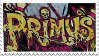 Primus stamp by HORNAH
