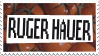 Ruger Hauer stamp by Psilocube