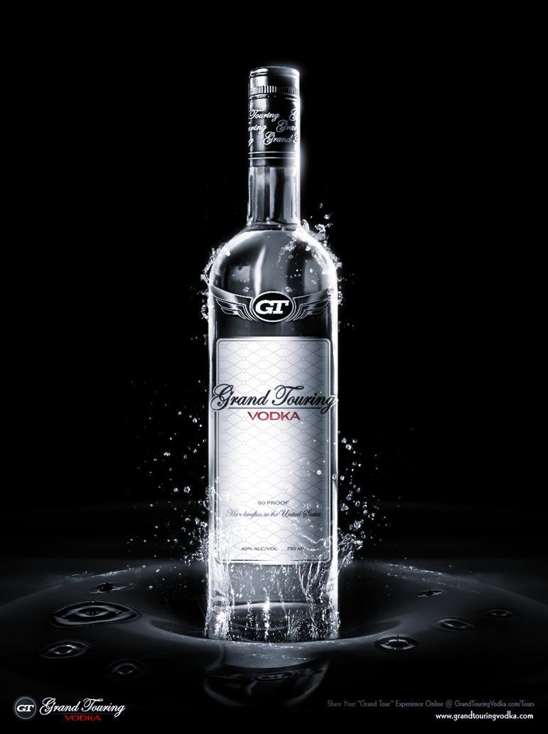 vodka hd wallpaper