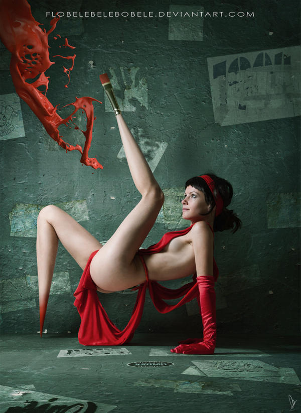 Red by Flobelebelebobele