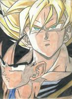 Goku by dust-trail