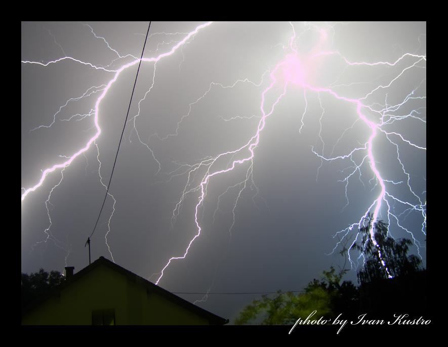 God's Power by ivankustro