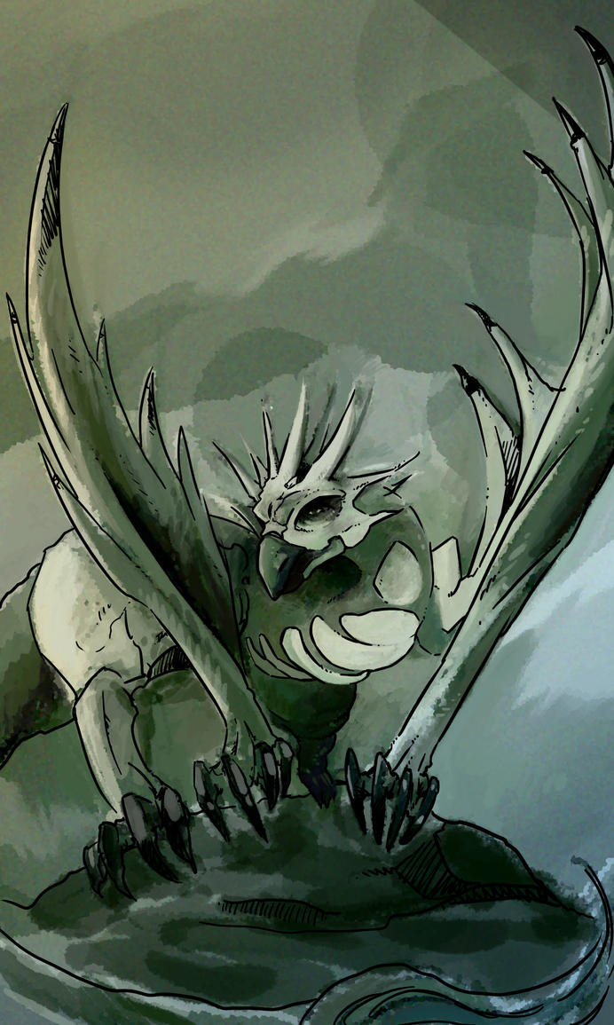 Bird like dragon by power prince on deviantart bird like dragon by power prince izmirmasajfo