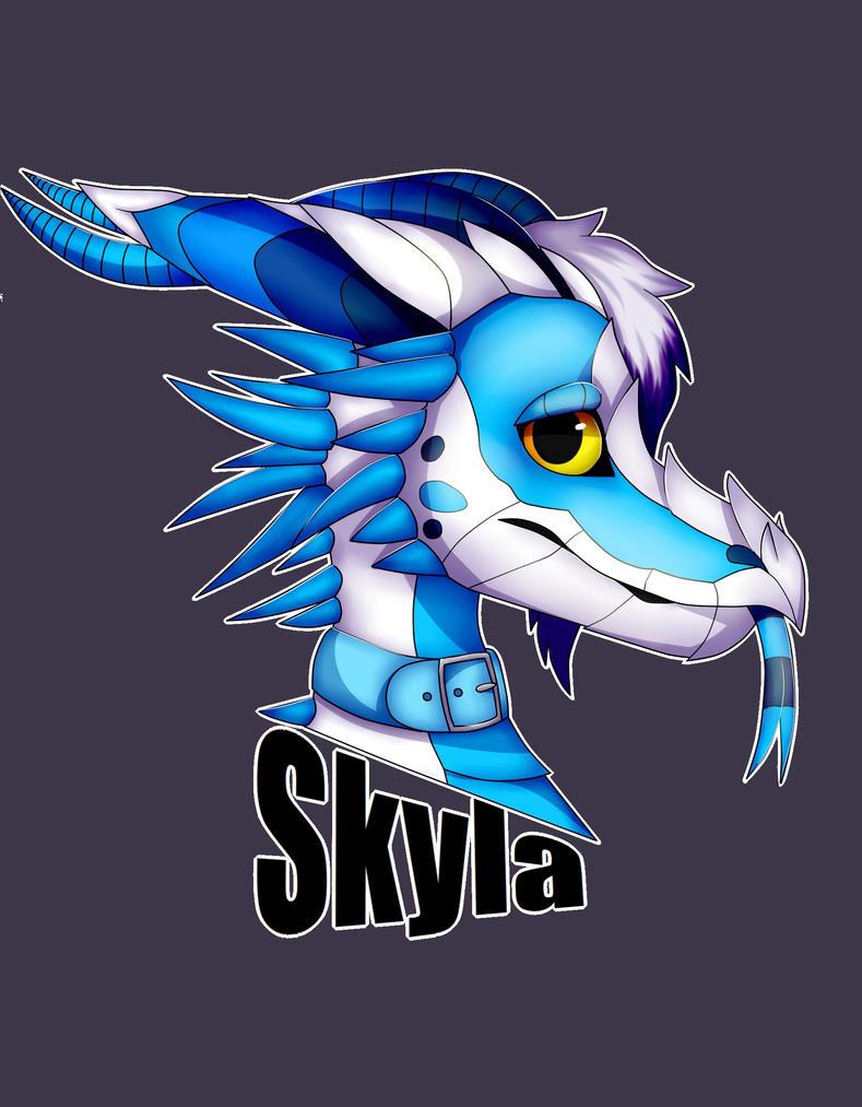[AT] Skyla by ProbablyBlueScreen