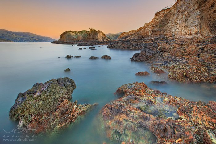 The forgotten peninsula by abinali
